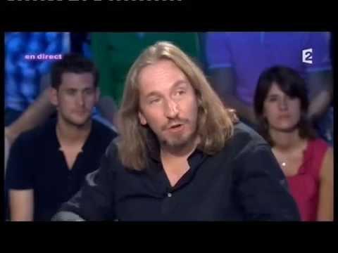 Eric Elmosnino & Yann Samuell  On n'est pas couché 10 septembre 2011 ONPC