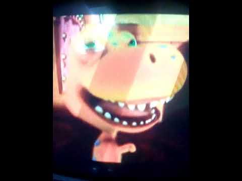 Песня Бадди из мультфильма *Поезд динозавров* песня ( Я тираннозавр)