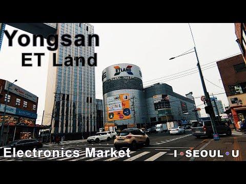 용산전자상가  Electronics Market || Yongsan |  Seoul  South Korea