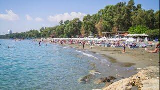Средиземное море - Кипр, Лимассол I пляж Dasoudi