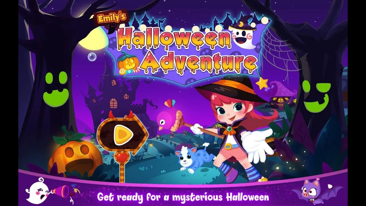 Emily's Halloween Adventure Libii Unlock ALL Android İos Free Game ...
