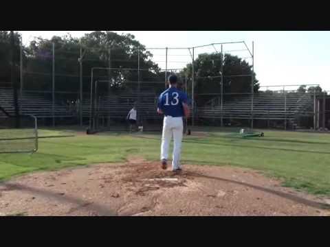 Al Higgins - Baseball Workout - June 2011.wmv