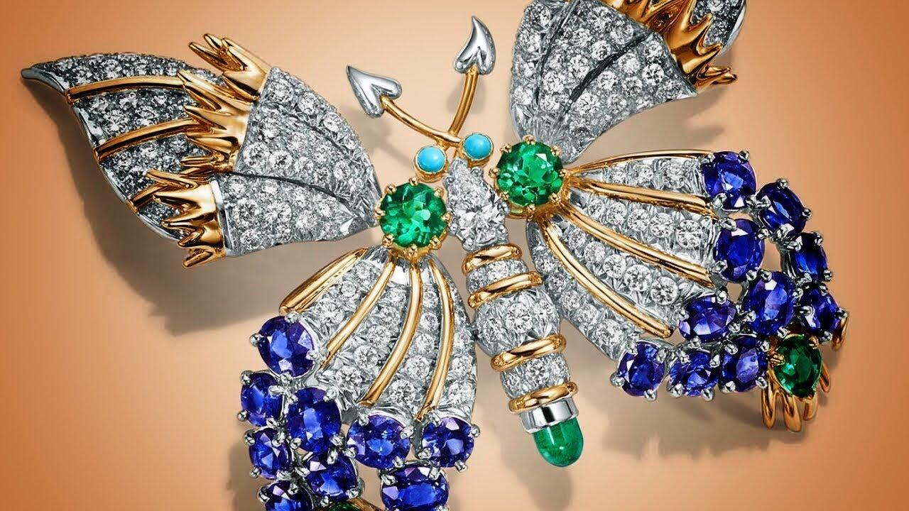 Top 10 | Most Beautiful Jewelry Collection from Tiffany & Co.