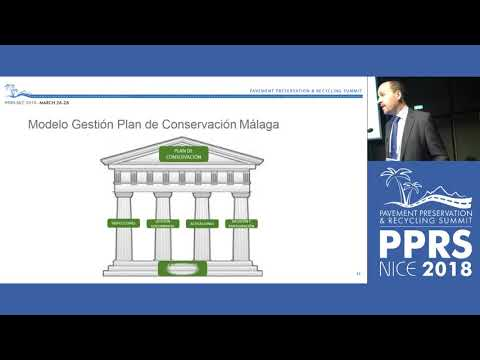 PPRS NICE 2018_Management contract for the infrastructure network of Malaga by F. Martin Moreno