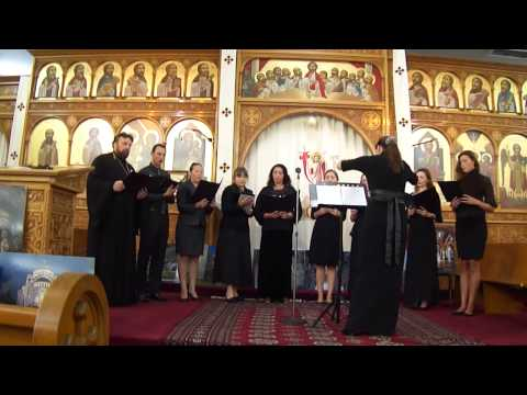Russing Orthodox Choir Concert
