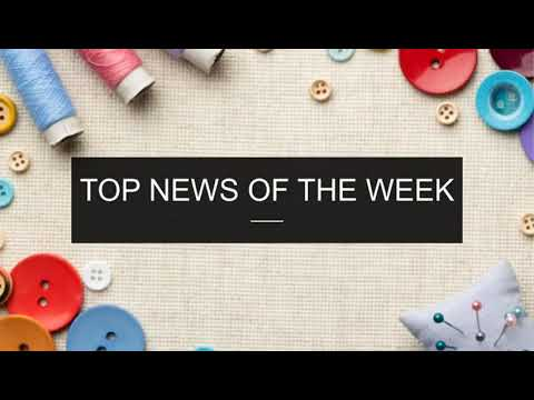 Top News of the Week – 2 to 8 October 2020