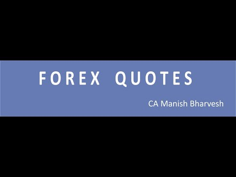 forex-quotes