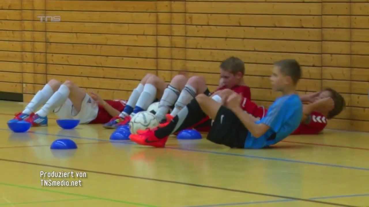 Flensburg 08 Pro Nachwuchs Training Der D Jugend