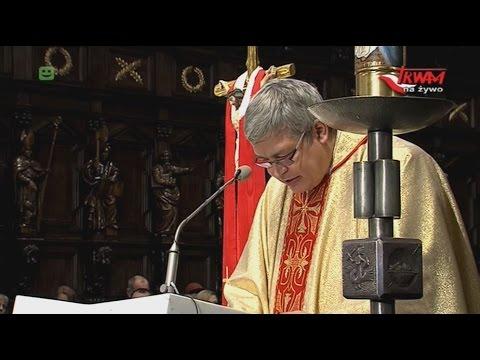 Homilia ks. Piotra Pawlukiewicza wygłoszona w 6. rocznicę tragedii pod Smoleńskiem
