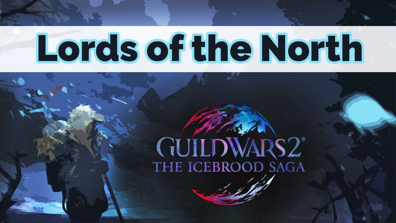 Lords of the North | Guild Wars 2 Inspired Music