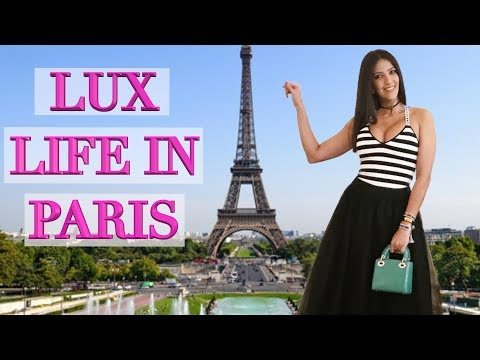 Paris Vlog - Luxury Shopping, Fashion Week with Dior, What I Wore