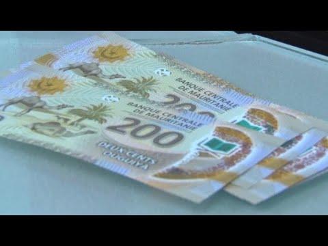 La Mauritanie commence l'année avec une nouvelle monnaie