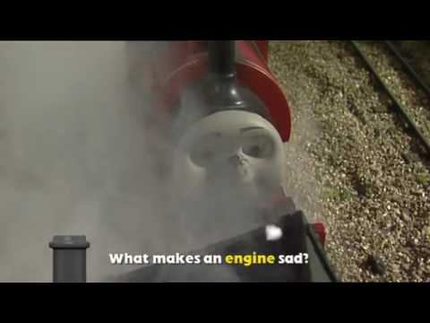 Thomas and Friends  What Makes an Engine Happy