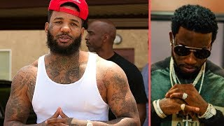 "The Game Reacts To Gucci Mane "" Pictures Are Worth 1,000 Words Congratulations To Gucci and Keyshia"""