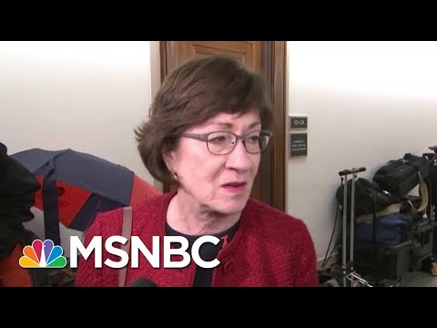 Trump Judge's Anti-Abortion Ruling Boomerangs On GOP Sen. Collins | The Beat With Ari Melber | MSNBC