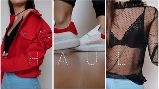 TRY ON HAUL (DIOR, MCQUEEN, SANDRO...) 👗👟