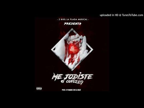 Z-Biiel La Plaga - Me Jodiste El Corazón (Prod.by MagicBeatz)