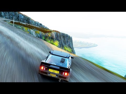 THIS IS THE SKETCHIEST ROAD FOR A SPEED ZONE | Forza Horizon 4 thumbnail