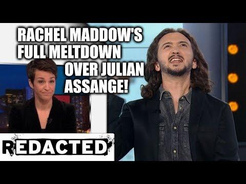 rachel-maddow's-full-meltdown-over-julian-assange!