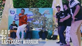 BATTLEGROUND INDO - 2015 | GOG VS EAST COAST WARRIOR | SEMI FINAL | STRIFE.TV INDONESIA