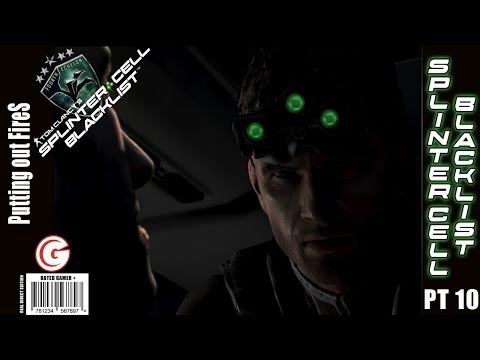 Splinter Cell: Blacklist - Part 10 - Paladin Hacked / American Fuel (LNG Terminal): Sabine Pass, USA