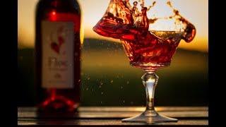 Cocktail - Floc'Tail  au Floc de Gascogne (Avec Michel - Domaine ENTRAS)