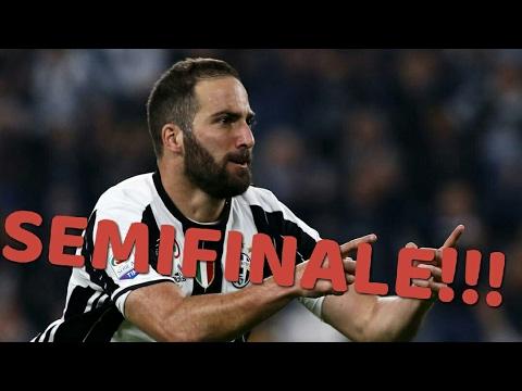BARCELLONA - JUVENTUS 0-0| JUVE IN SEMIFINALE!!!