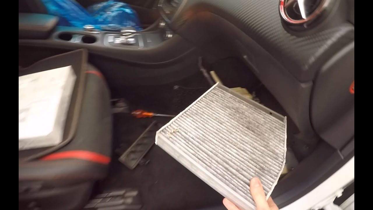 Maxresdefault on Mercedes Benz Air Filter Location