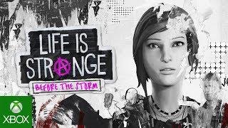 Life is Strange: Before the Storm - 4K Announce Trailer