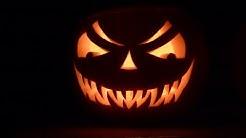 Halloween Kürbis schnitzen - 2014 - Happy Halloween