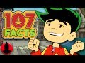 107 American Dragon: Jake Long Facts YOU Should Know! (107 Facts S8 e12) | Channel Frederator