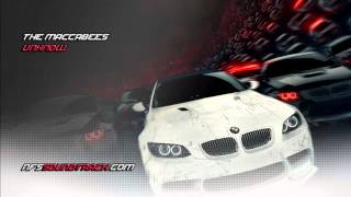 The Maccabees - Unknow (NFS Most Wanted 2012 Soundtrack)
