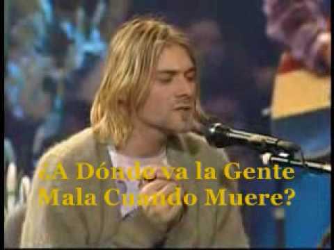 Nirvana - Lake of Fire (Subtítulos en Español)