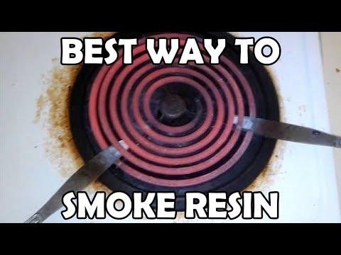 GHETTO SMOKING!!! (RESIN TOKES!!)