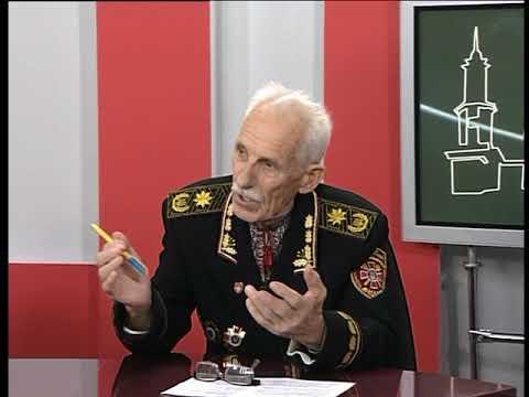 Актуальне інтерв'ю. 14 жовтня-день українського козацтва