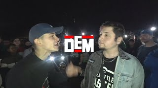 PLAN B vs. AKELARRE CON KLOID: FINAL - DEM Civil War 2019