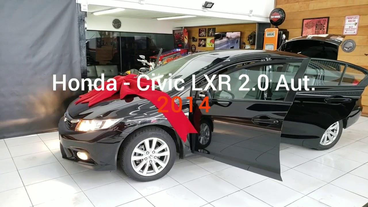 Honda - Civic Lxr 2 0 Aut  2014