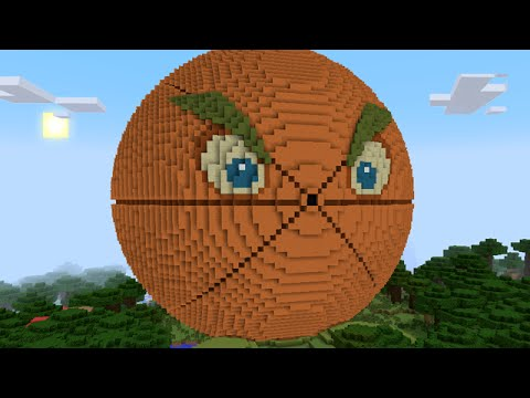 Minecraft vs Zombies | GIGA CITRON!! (Test fire!) | PvZ  Land - Видео из Майнкрафт (Minecraft)