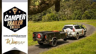 Camper Trailer of the Year 2018 Mars Rover - Winner