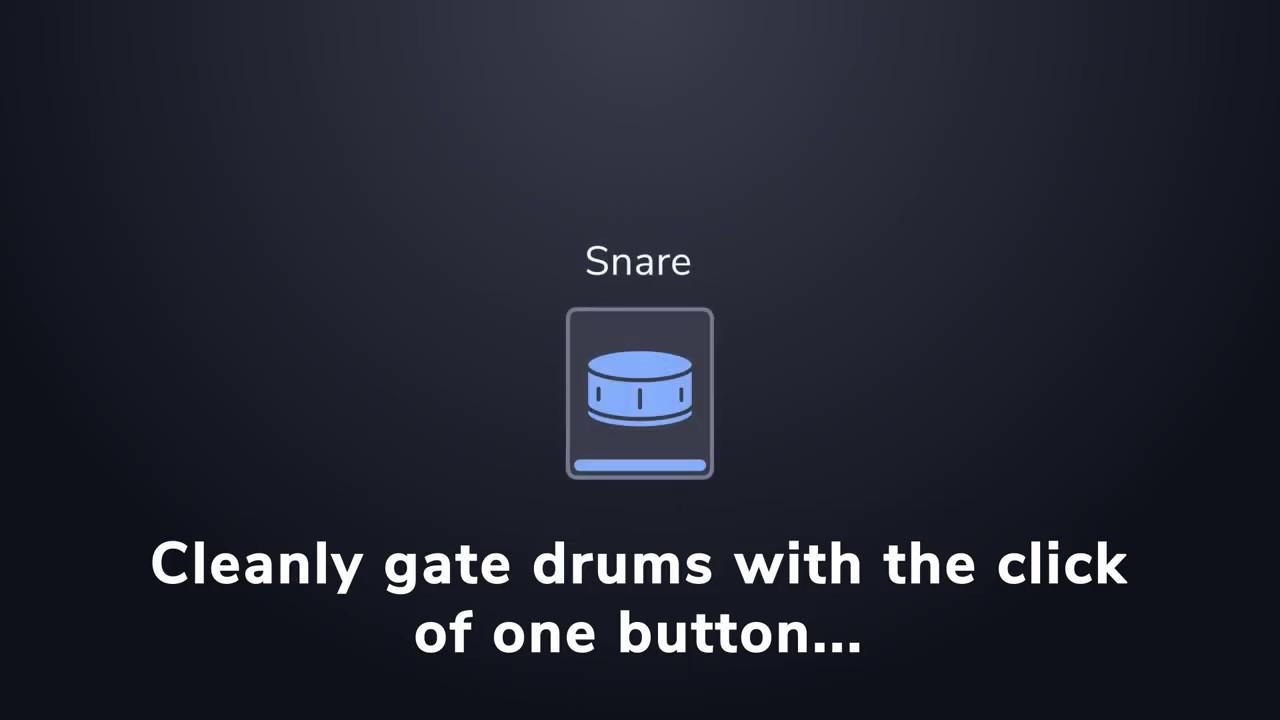 Oxford Drum Gate | Sonnox