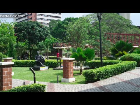Nigeria's first colonial prison converted into beautiful Lagos Garden