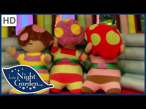 In the Night Garden - What a Funny Ninky Nonk | Full Episode