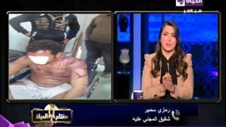 شقيق شخص مُعتدَى عليه من قبل أمين شرطة: وزير الداخلية مهتم شخصياً (فيديو)