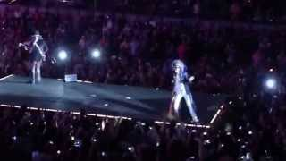 Opening Song Luv XXX - Aerosmith 05082013