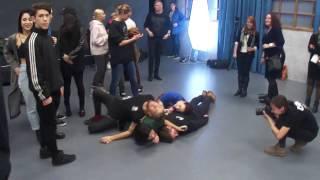 Участники 3 сезона шоу ТАНЦЫ дурачаться в танцзале