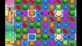 Candy Crush Saga - level 906 (3 star, No boosters)