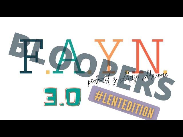 F.A.Y.N. BLOOPERS 3.0 #LENTedition   Festival Lent   Večerov oder - backstage