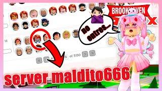 *NUEVO SECRETO* MR. BROOKHAVEN OCULTO SU CABALLO POR ESTO  NUNCA ENTRES AL SERVER MALDITO 666