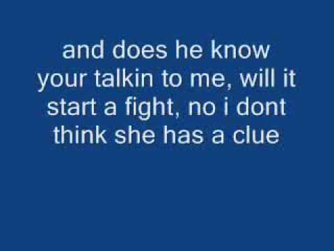 Karaoke Lips of an Angel - Video with Lyrics - Hinder