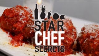 Secrets to the Perfect Meatball with Vic Casanova